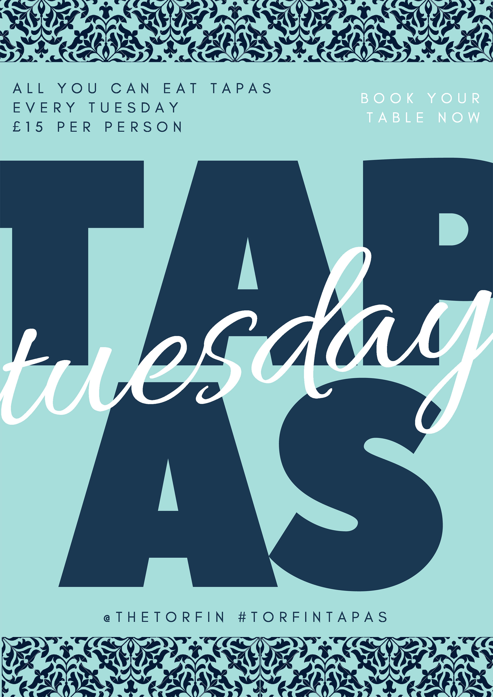 Tapas Tuesday