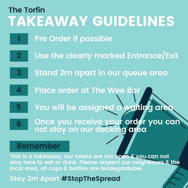 Takeaway Rules
